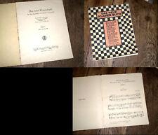Das Neue Klavier-Buch Band I Le nouveau livre de piano 1927  Haas Hindemith