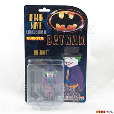 Batman Kubrick The Joker - Jack Nicholson Movie carded figure by Medicom Toys s1