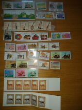 Macau stamps MUH selection including SC522 year of the tiger booklet