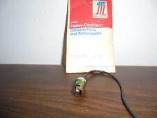 67327-78 speedometer light socket harley davidson 1976/82 FX