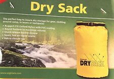 "DRY SACK 13 X 36"" 78L DRY STORAGE FOR GEAR AND CLOTHES RUGGED 210 COATED NYLON"