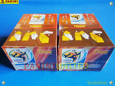 Panini★WM 2010 WC 10 World Cup★2x Box/Display 200x Tüten - OVP/sealed