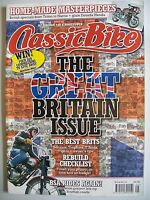 Classic Bike Magazine. May 2006. The Great Britain Issue. The Best Brits.
