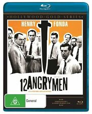 NEW 12 Angry Men [Blu-ray]