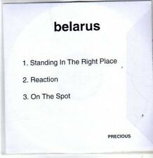 (BR884) Belarus, Standing In The Right Place - DJ CD