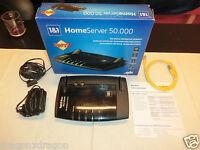 AVM/FRITZ! Box Fon WLAN 7360SL HomeServer 50000DSL WLAN Router, VoIP 2J.Garantie