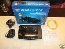 /AVM Fritz! BOX Fon WLAN 7360sl HomeServer 50000dsl WLAN Router, VoIP 2j. GARANZIA