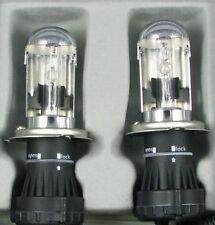 Deux ampoules H4 BI XENON 6000K / 8000K de remplacement pour kit Xénon