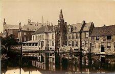 PHOTO ND 260615 - BELGIQUE Bruges - Maison flamande