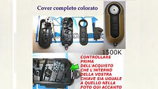 COVER CHIAVE COMPLETA FIAT 500 BRAVO G.PUNTO EVO DOBLO LANCIA YPSILON DELTA -O-