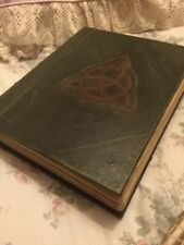 Charmed Book Of Shadows Cover