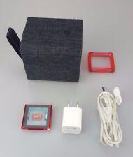 Apple iPod nano 6th Generation Red (16 GB)