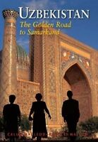 Uzbekistan : The Golden Road to Samarkand by Mayhew, Bradley (Paperback book, 20
