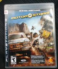 MOTORSTORM PLAYSTATION 3 PS3 COMPLETE IN BOX W/ MANUAL FREE SHIPPING