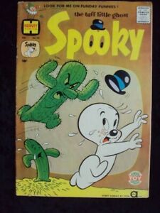 SPOOKY #40 1960 HARVEY COMICS SILVER AGE