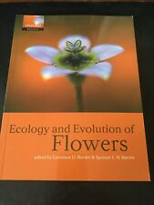 ECOLOGY AND EVOLUTION OF FLOWERS **BRAND NEW**
