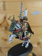 PLASTIC WARHAMMER FREEGUILD GENERAL WELL PAINTED (1039)