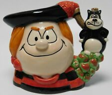 Royal Doulton Character Toby Jug -D7036 Minnie The Minx 4.5""