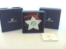 New Swarovski 2014 Baby's 1st Christmas Ornament