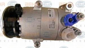 HELLA 8FK 351 334-421 A/C Compressor FORD C-MAX,FOCUS,GRAND C-MAX, VOLVO
