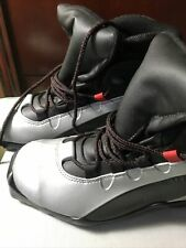Salomon Profil Cross Country Xc Nordic Ski Boots Men Usa Size 8.5 New