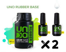 "Base coat for gel Polish RUBBER ""Uno"", 30ml"