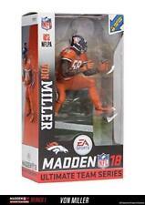 Von Miller Denver Broncos McFarlane Madden NFL 18 Series 1 Color Rush Figure