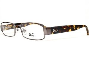 Dolce & Gabbana D&G Eyeglasses DD5091 1010 Gunmetal, Size 51-16-135 M2