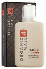 Organic Male OM4 Dry STEP 2: Desert Springs Ph Balancer - 4 oz
