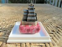 Pink Thulite Souvenir ~ National Stone of Norway, Kent-Norsk