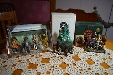 Lot of 3 Boyds Bears Wizard of Oz Rare & Limited Edition Resin Figurines Enesco