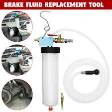 Car Vehicle Trucks Brake Fluid Replacement Tool Pump Oil Bleeder Equipment Kit