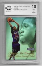 1997 98 Flair Showcase Row 3 Tmac 21 rc TRACY MCGRADY rookie card bgs BCCG 10