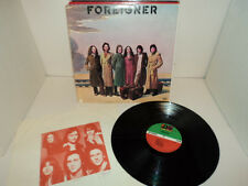 "FOREIGNER S/T DEBUT SD 19109 PIROS PRESSING ""FEELS LIKE THE FIRST TIME"" LP"