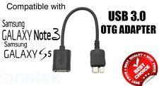 USB 3.0 OTG Host Cable Adapter for Samsung Galaxy S5 Note 3