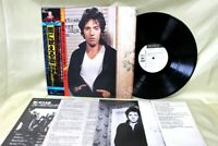 Bruce Springsteen ‎– Darkness On The Edge Of Town JAPAN VINYL LP OBI NM PROMO