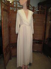 Vintage Tula Peignoir/Dressing Gown/Robe