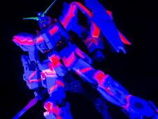 *USA BANDAI Robot Spirits Gundam Unicorn Psycho Frame Glowing Light Up Stage Set