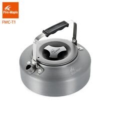 Fire-Maple Outdoor Camping Kettle Coffee Tea Pot With Heat Proof Handle 0.8L