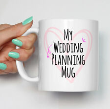 This Is My Wedding Planning Mug | Marriage Wedding Plans Church Bride Hen Gifts