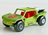 Die-Cast Car - MATCHBOX - Superfast No13 Baja Buggy 1971 - NM