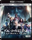 X-Men : Apocalypse [4K Ultra HD + Blu-ray + Digital HD] VF Neuf