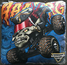 Monster Jam Filled Cushion | Size 42 x 42cm | Poly / Cotton | Pirate's Curse