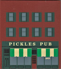 "New ListingCat's Meow Village Rt Series 10 ""Pickles Pub"" Baltimore, Md. New  Value $15"