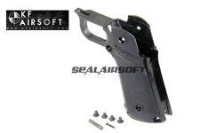 KUNG FU Airsoft TK Style Handgrip For Marui Hi-Capa 5.1 GBB Series (Black)