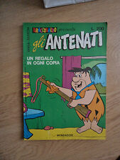 HANNA BARBERA - BRACCOBALDO PRESENTA GLI ANTENATI - N.125 ANNO:1971 (TP)