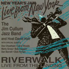 New Year's All Star Jam by Jim Cullum, Jr. (CD, Jun-2000, River Walk)
