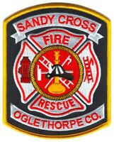 Sandy Cross Fire Rescue Department Rescue EMS Oglethorpe County Patch Georgia GA
