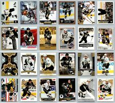 SIDNEY CROSBY 44 HOCKEY CARDS LOT #2 Inserts Base Pittsburgh Penguins Star Mint