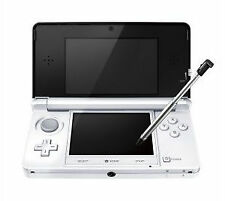 New in box Nintendo 3DS Launch Edition Ice White Handheld System (NTSC-J)